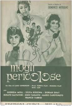 Película: Mujeres peligrosas