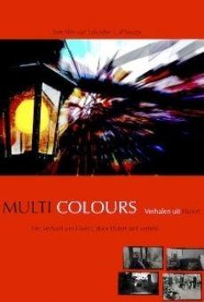 Multi Colours: Verhalen uit Hatert online