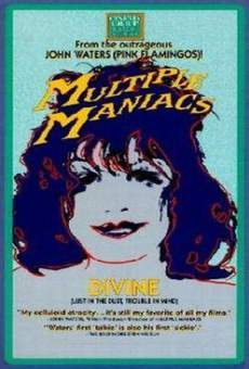 Multiple Maniacs on-line gratuito