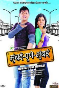 Watch Mumbai Pune Mumbai online stream