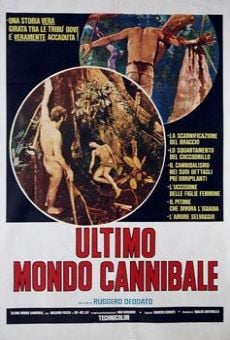 Ultimo mondo cannibale on-line gratuito
