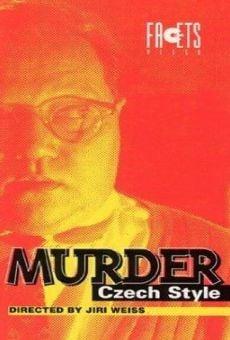 Película: Murder Czech Style