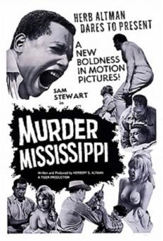 Ver película Murder in Mississippi