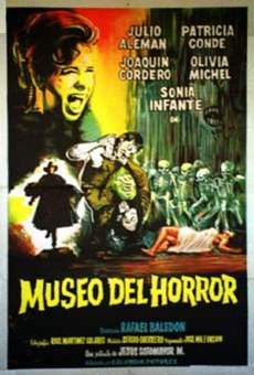Museo del horror on-line gratuito