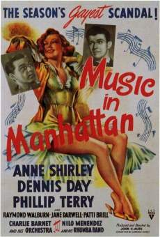Película: Music in Manhattan