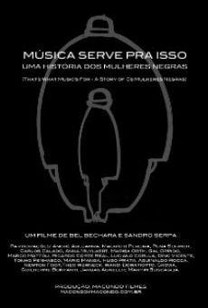 Música Serve Pra Isso online free