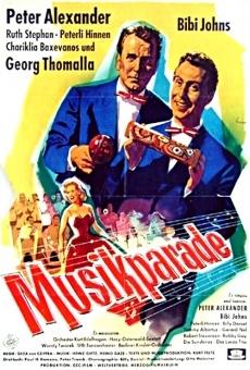 Ver película Desfile musical