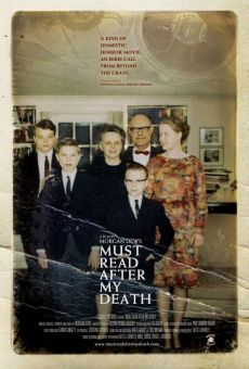 Película: Must Read After My Death
