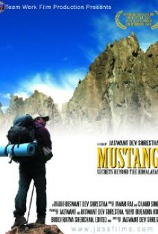 Película: Mustang Secrets Beyond the Himalayas