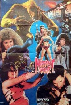 Mutant War on-line gratuito