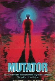mutator 1989 film en fran ais cast et bande annonce. Black Bedroom Furniture Sets. Home Design Ideas