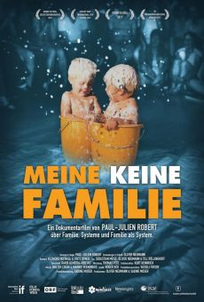 Meine Keine Familie (My Fathers, My Mother and Me) on-line gratuito