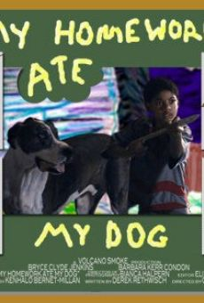 Ver película My Homework Ate My Dog