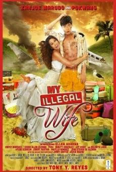 Ver película My Illegal Wife