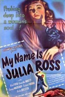 My Name Is Julia Ross on-line gratuito