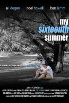 Ver película My Sixteenth Summer