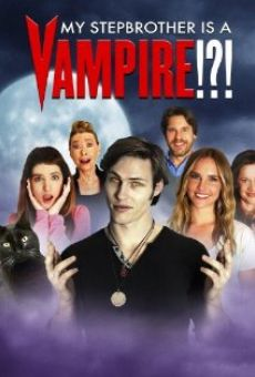 Película: My Stepbrother Is a Vampire!?!