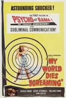 Ver película Mi mundo muere gritando