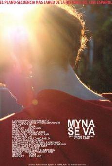 Ver película Myna se va