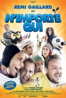 Watch N'importe qui - Le film (WTF) online stream