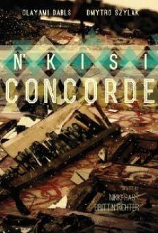 Ver película N'kisi Concorde