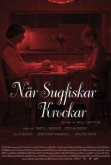 Ver película När sugfiskar krockar