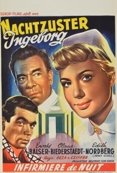 Ver película Enfermera de noche Ingeborg