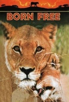 Película: Nacida libre