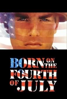Ver película Nacido el 4 de julio
