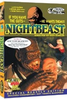 Nightbeast on-line gratuito