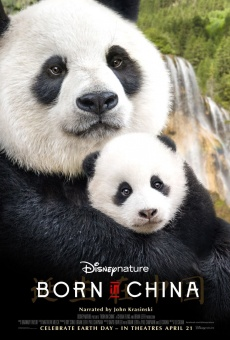 Born in China online streaming