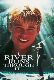 A River Runs Through It gratis