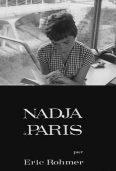 Nadja à Paris on-line gratuito