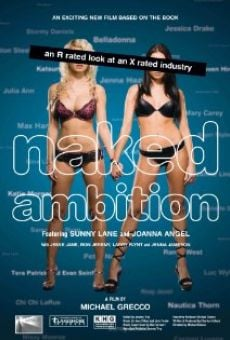 Película: Naked Ambition: An R Rated Look at an X Rated Industry