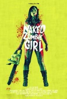 Ver película Naked Zombie Girl