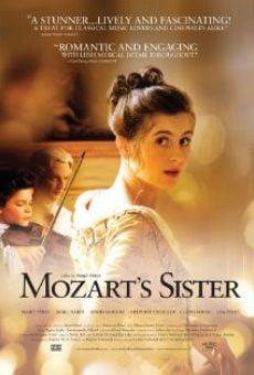 Nannerl, la soeur de Mozart online