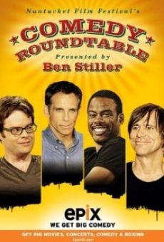 Nantucket Film Festival's Comedy Roundtable online