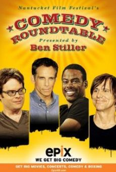 Nantucket Film Festival's Comedy Roundtable online streaming