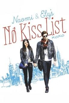 Ver película La lista de no besar de Naomi y Ely