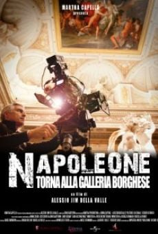 Película: Napoleon Returns to Galleria Borghese