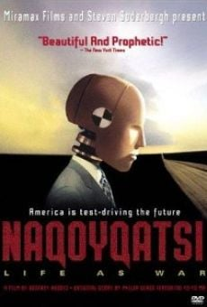 Naqoyqatsi - Life as a War on-line gratuito