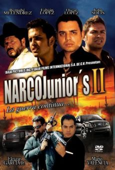 Narco Juniors II: La guerra continúa online streaming