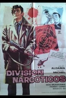 División narcóticos en ligne gratuit