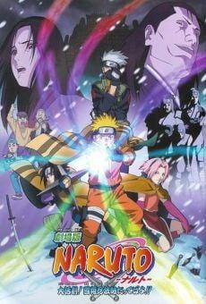 Naruto Movie 1: Daikatsugeki! Yukihime ninpôchô dattebayo!!