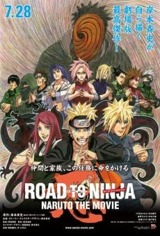 Naruto the Movie: Road to Ninja en ligne gratuit