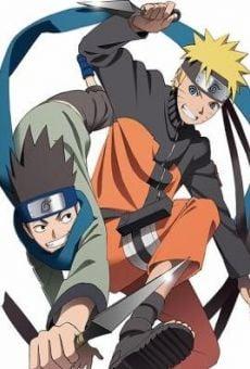 Naruto: Honoo no Chuunin Shiken! Naruto vs. Konohamaru!! online