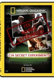 National Geographic: CIA Secret Experiments on-line gratuito