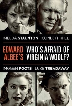 National Theatre Live: Edward Albee's Who's Afraid of Virginia Woolf? gratis