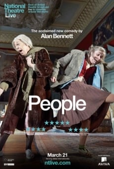 Ver película National Theatre Live: Gente