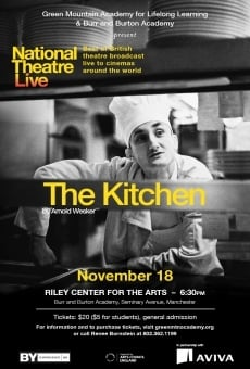 Ver película National Theatre Live: The Kitchen